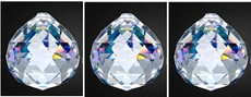 feng shui faceted crystals