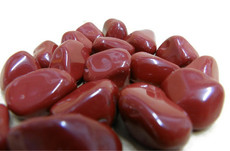 feng shui red jasper stone