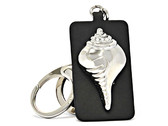 Conch symbolises good news and good communication skills