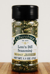 Lemon Dill No Salt Seasoning