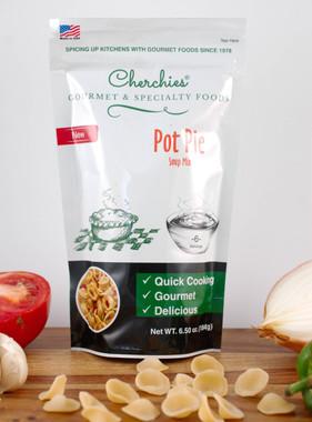 Quick Cooking Pot Pie Soup Mix