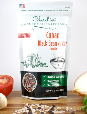 Cuban Black Beans & Rice