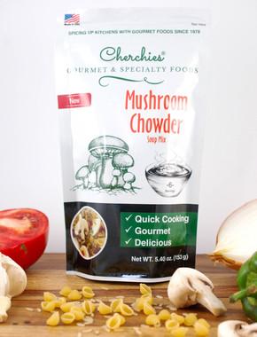 Mushroom Chowder Soup Mix