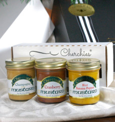 Cherchies Mustard Gift Collection