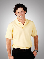 Premium Cotton Pique Polo