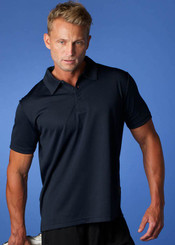 Aussie Pacific Botany Mens Polo