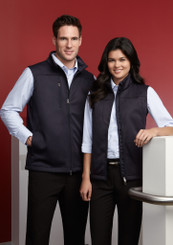 Biz Collection Biz Tech Mens Soft Shell Vest