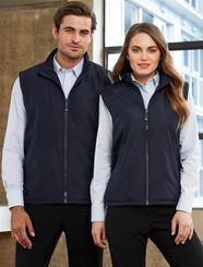 Biz Collection Reversible Unisex Vest