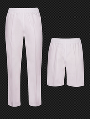 Chefs Pocketless Pants & Shorts