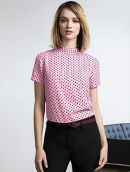 Lila Short Sleeve Top