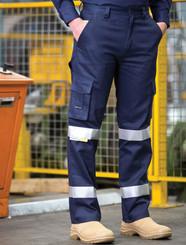 JB's D/N Mercerised Multi Pocket Work Trouser
