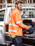 Unisex Hi Vis 2 in 1 Soft Shell Jacket