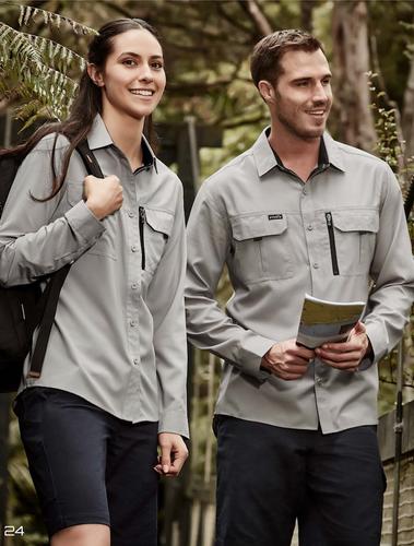 Mens & Ladies Outdoor Adventure Shirt