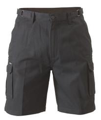 Bisley 8 Pocket Mens Cargo Short