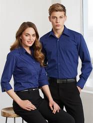 Manhattan Ladies 3/4 Stretch Shirt