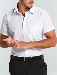 Gloweave Mens Yarndyed Check S/S Shirt