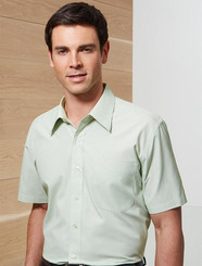 Biz Collection Ambassador Men's S/S Shirt
