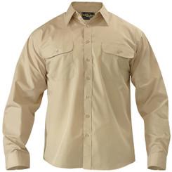 Bisley Mens Permanent Press Long Sleeve Shirt