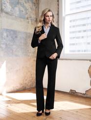 Short-Mid Length Cool Stretch Plain Jacket