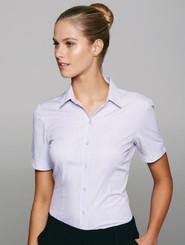 Lady Bayview White/Pink Shirt