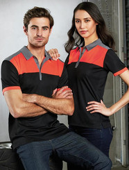 Charger Biz Cool Mens Polo