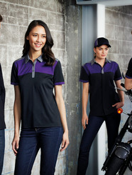 Charger Biz Cool Ladies Polo