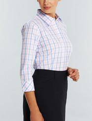 Gloweave Ladies Soft Tonal Check Shirt