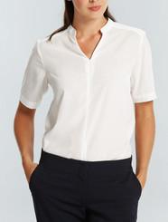 Gloweave Ladies Polyester Georgette S/S Top