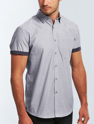 Gloweave Mens End on End S/S Shirt