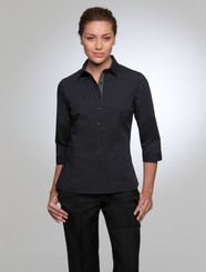 City Collection City Stretch® Martini 3/4 Sleeved Shirt