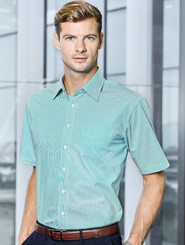 Advatex Lindsey Mens Short Sleeve Shirt