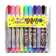 Dong-a Popcorn Puffy Paint Pen -10 Color
