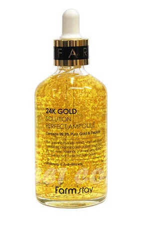 Farmstay 24K Gold Solution Perfect Ampoule (100ml / 3.38 oz)