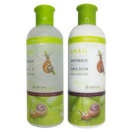 Farmstay Snail Visible Difference Moisture Emulsion Or Toner 350ml 11.83 oz