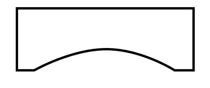 Cornice Style: Partial Arched #7
