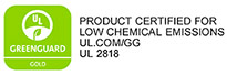 GREENGUARD is an indoor air quality certification program for low emitting products