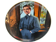 "Numbered ""Gone With the Wind"" collector plate ""Frankly, My Dear"""
