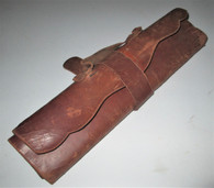 Identified Leather Map/Document Case, 145th PA (SOLD)