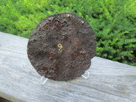 Artillery Canister Plate from Cold Harbor (SOLD)