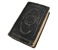 """Civil War Soldiers Pocket Bible, dated """"1851"""""""