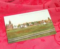 Early Gettysburg College Postcard
