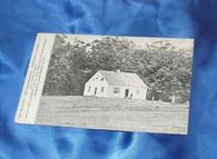 Rare Antietam Postcard, dated 1909