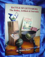 """Battle of Gettysburg - The Relics, Artifacts & Souvenirs"", signed. (See YouTube video)"