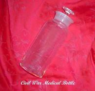 Medical Bottle, open pontil (SOLD)
