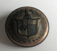 New York Button - Recovered in Richmond, Virginia