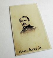 Original Image (CDV) of General William Averill