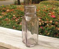 Civil War era Pickle Bottle