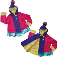 Treasure Pocket Jacket Little Girls | Secret Gems