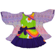Wings of Wonder Dress WOW! | Rainbow Roller Coaster
