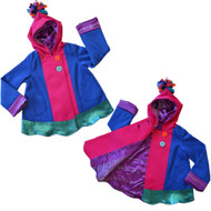 Treasure Pocket Jacket | Little Purple Riding Hood